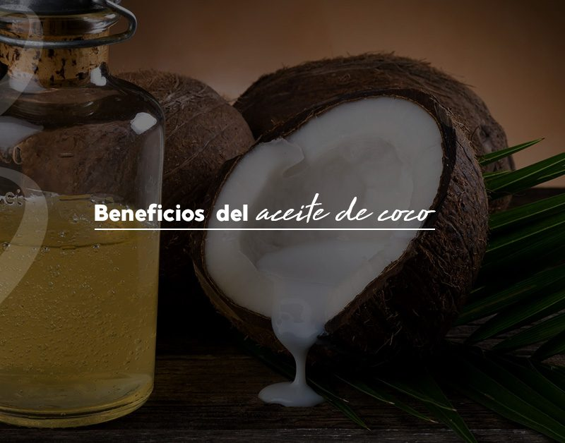 Ponle coco al aceite de coco