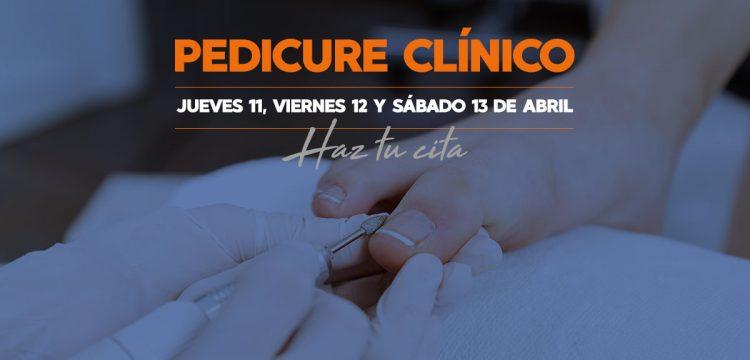 Pedicure clínico