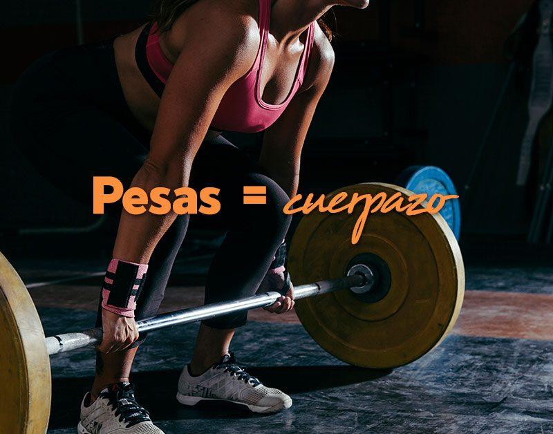 Las mujeres también pueden ser fuertes
